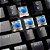 Teclado Gamer Mecânico Anti-ghosting Led Backlight Corpo Em Metal Kp-2051 - Imagem 6
