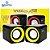 Caixa De Som Voxcube Para Pc e Notebook Vc-d300 2.0 Infokit - Imagem 2