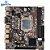 Kit Placa Mãe Para Desktop H61 Lga 1155- DDr3 Com Processador i3 2100 e Memória DDR3 de 4GB - Imagem 2