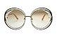 Óculos de Sol Chloé CE155S 798 59 - Imagem 3