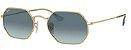 Óculos de Sol Ray-Ban RB3556N 91233M 53 - Imagem 1