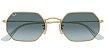 Óculos de Sol Ray-Ban RB3556N 91233M 53 - Imagem 2