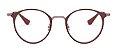 Óculos de Grau Ray-Ban RX6378 3070 49 - Imagem 2