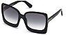 Óculos de Sol Tom Ford FT0617 01B 60 - Imagem 1
