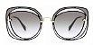 Óculos de Sol Miu Miu MU54SS 1AB0A7 64 - Imagem 3
