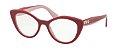 Óculos de Grau Miu Miu MU01RV H201O1 52-18 - Imagem 1