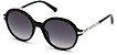 Óculos de Sol Swarovski SK0264 01B 53 - Imagem 1