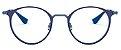 Óculos de Grau Ray Ban RX6378 3068 49 - Imagem 2