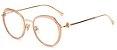 Óculos de Grau Jimmy Choo JC264G W66 50-22 - Imagem 1