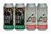 Pack 8: 2 latas da Maria BonIPA e 2 latas da Maria LabaREDa com Pimenta - 473ml cada - Imagem 1