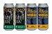 Pack 9: 2 latas da Maria BonIPA e 2 latas da Maria WEISS Com As Outras - 473ml cada - Imagem 1