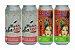 Pack 11: 2 latas da Maria LabaREDa com Pimenta e 2 latas da Maria APAecida - 473ml cada - Imagem 1