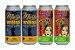 Pack 14: 2 latas da Maria WEISS Com As Outras e 2 latas da Maria APArecida - 473ml cada - Imagem 1