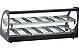 Estufa Elétrica 220V - Dupla 10 Bandejas - Imagem 2