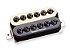 Captador Guitarra SH-8n Invader,  Zebra - Imagem 1