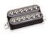 Captador Guitarra SH-8SGn Synyster Gates Invader  Preto/Cromo - Imagem 1