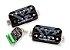 Captadores (Par) Guitarra AHB-11s GUS G Signature, Blackouts/BMP Preto - Imagem 1