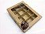 Caixa com 12 Divisões para Chocolates e Doces - Imagem 18