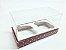Caixa para 2 Mini Cupcakes com Tampa de Acetato - Imagem 9