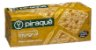 BISCOITO PIRAQUE CREAM CRACKER INTEGRAL 240G - Imagem 1