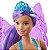 Boneca Barbie Dreamtopia Fada Fantasia Roxa  - Mattel - Imagem 3