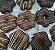 Pão de Mel Coberto com Chocolate Ao Leite - Imagem 1