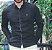 Camisa Preta 100% algodão - Imagem 2