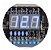 Voltímetro Sequenciador Digital Expert Vs-1 Banda - Imagem 4