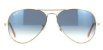 Óculos Solar RayBan Aviador Degradê - Imagem 1