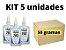KIT 5 Colas Instantânea Multiuso 50g TEK BOND - 793 - Imagem 2