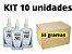 KIT 10 Colas Instantânea Multiuso 50g TEK BOND - 793 - Imagem 4