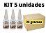 Kit 5 Colas Adesivo Instantâneo Moveleiro 20g TEKBOND - Imagem 4