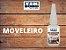 Kit 5 Colas Adesivo Instantâneo Moveleiro 20g TEKBOND - Imagem 3