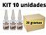 Kit 10 Colas Adesivo Instantâneo Moveleiro 20g TEKBOND - Imagem 2