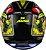 CAPACETE AXXIS EAGLE JOKER GLOSS BLACK/YELLOW - Imagem 3