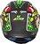 CAPACETE AXXIS EAGLE JOKER MATT BLACK/GREEN - Imagem 3