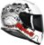 CAPACETE MT HELMETS THUNDER 3 BONE GREY GLOSS  - Imagem 3