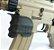 Airsoft Grip Mag Well (Strac) Black - Cyma - Imagem 2