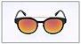 Óculos de Sol Smart 416 53 Vermelho - Imagem 1