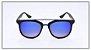 Óculos de Sol Smart 420 53 Azul - Imagem 1