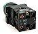 Botão Pulsador Iluminado  Verde 220v 1NA+1NF - Imagem 2