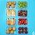 Kit School Party - Mini Bolo + 2 Pots - Lata Quadrada  (pedido mínimo de 5 unidades) - Imagem 4