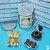 Kit School Party - Mini Bolo + 3 Pots - Lata (pedido mínimo de 5 unidades) - Imagem 1