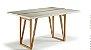 Conjunto de mesa de jantar com 4 cadeiras Ludmilla - Imagem 2