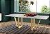 Mesa de jantar sd03 - lib bru retangular ( luxuosa) - Imagem 1
