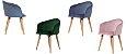 Cadeira p/ sala de jantar sd04- prov ka ( und) - Imagem 1