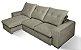 Sofá Retrátil e Articulado Mega Conforto molas ensacadas com 3 Módulos - Imagem 7