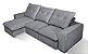 Sofá Retrátil e Articulado Mega Conforto molas ensacadas com 3 Módulos - Imagem 6