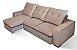 Sofá Retrátil e Articulado Mega Conforto molas ensacadas com 3 Módulos - Imagem 4