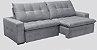 Sofá Retrátil e Articulado  com 2 Módulos - Imagem 1